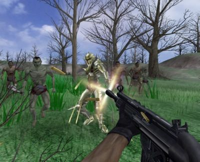 Deadhunt - action,game,arcade,3D,fps,shooter,survival,first,person,zombies,skeletons,games - First person arcade shooter game where you consistently develop your character.,action,game,arcade,3D,fps,shooter,survival,first,person,zombies,skeletons,games